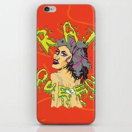 Rat Queen iPhone Skin