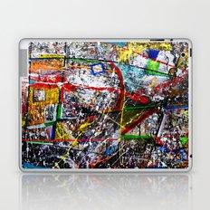 Kandinskij VS Pollock Laptop & iPad Skin