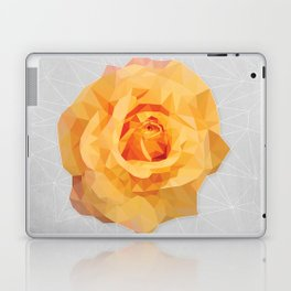 Amber Poly Rose Laptop & iPad Skin