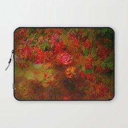 Cascading Foliage Laptop Sleeve