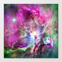 NEBULA ORION HEAVENLY CELESTIAL MIRACLE Canvas Print