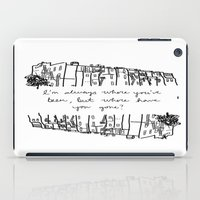 baltimore iPad Cases featuring Baltimore by Lasafro