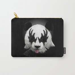 Panda rocks Carry-All Pouch