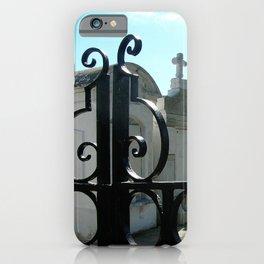 Through the Gate iPhone Case