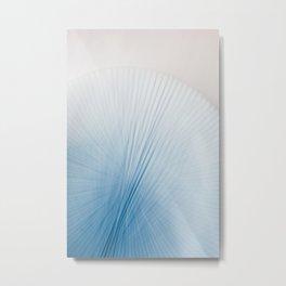 Drawing Lines II Metal Print