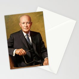 Dwight D. Eisenhower Stationery Cards
