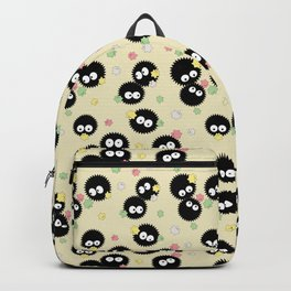 Soot Sprites with Konpeito Sugar Candy Backpack