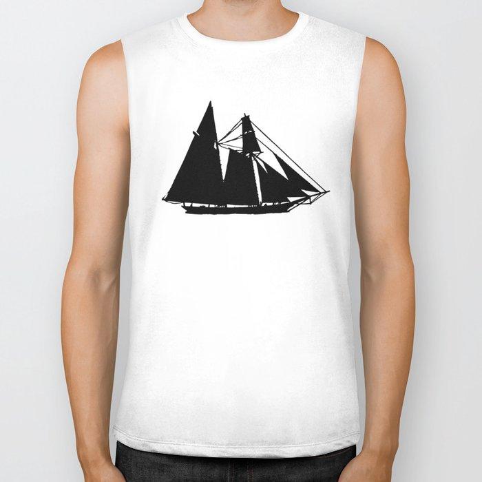 sailing vessel Biker Tank