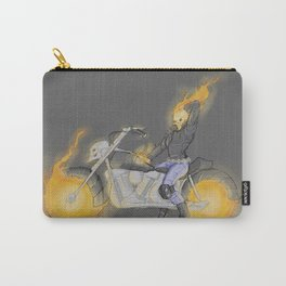 Pin-Up Ghost Rider Carry-All Pouch