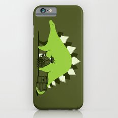 Crude oil comes from dinosaurs Slim Case iPhone 6s