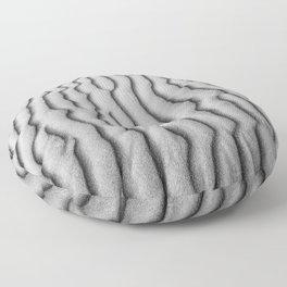 ABSTRACT - Desert sand texture @ Sahara   Floor Pillow