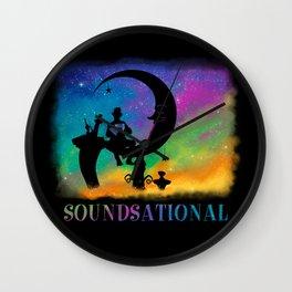 Soundsational Wall Clock