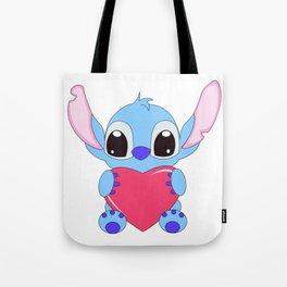 Stitch Inlove Tote Bag