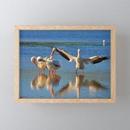 Oh the Joy Framed Mini Art Print