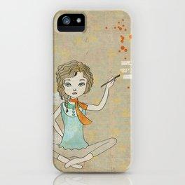 Ya Yeah | Art is Good iPhone Case