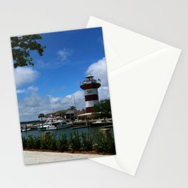 Harbour Town Light Stationery Cards