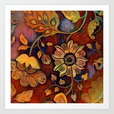 Richness of Color Art Print