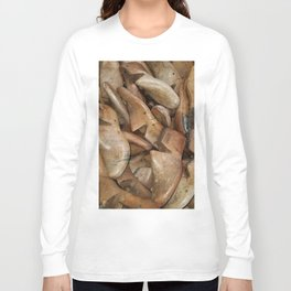Shoes, Shoe Forms, Vintage Long Sleeve T-shirt