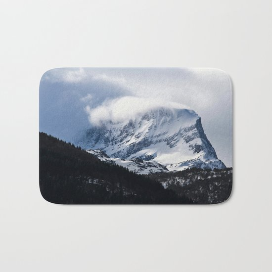 Mountain Mood III Bath Mat