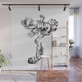 rhetorical gestures Wall Mural