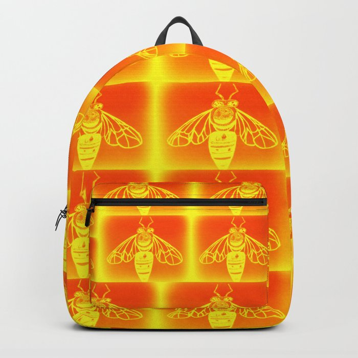 Honey Bees Backpack