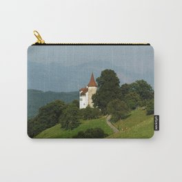 Castle on Pasture Carry-All Pouch