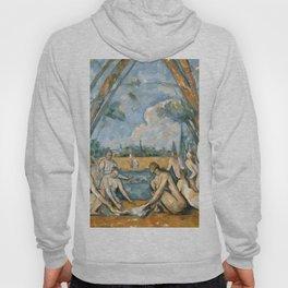 Paul Cézanne - Les Grandes Baigneuses (The Large Bathers) Hoody