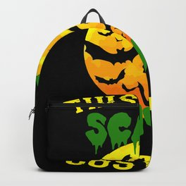 This is my driver costume Backpack