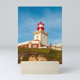 Farol do Cabo da Roca Mini Art Print