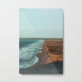 Point Reyes's National Seashore. Metal Print
