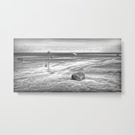 Occurrence on the Bay Metal Print