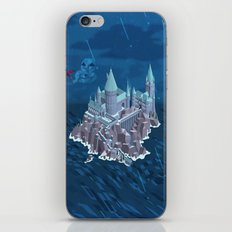 Hogwarts series (year 6: the Half-Blood Prince) iPhone & iPod Skin