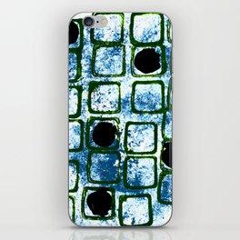 Space Window iPhone Skin