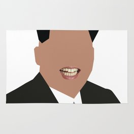 FOGS's People wallpaper collection NO:02B KIM JONG UN PNG Rug