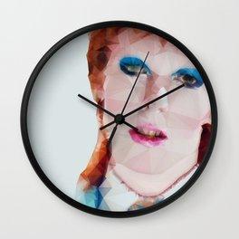 David B. Wall Clock