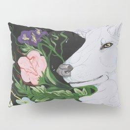 Natures Wolf Pillow Sham