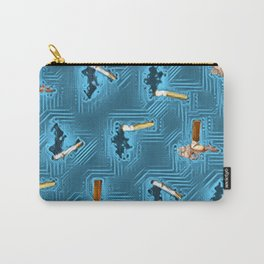 No Smoking Day. Carry-All Pouch