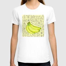 Bananas. T-shirt