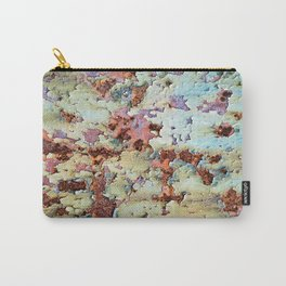 Abstract Paint Carry-All Pouch