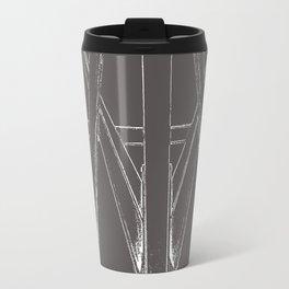 I beam Sculpture Travel Mug
