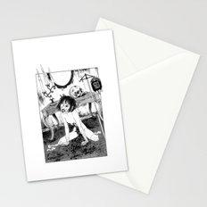 Crippled Stationery Cards