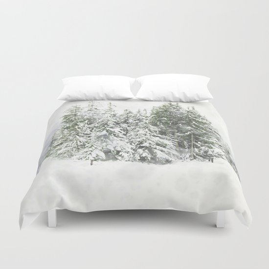 Winter Fresh Duvet Cover