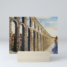 Segovia Mini Art Print