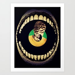 M.Disorder Art Print