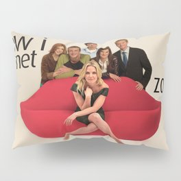How I Met Zoey Pillow Sham