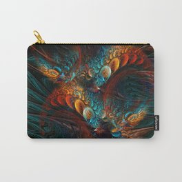 Reverie. Fractal Abstract Carry-All Pouch
