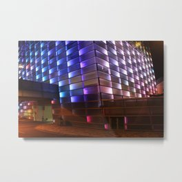 Ars Lights Metal Print