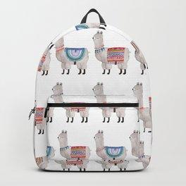 Llama Alpaca Backpack