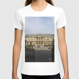 Archives nationales, Paris, France T-shirt