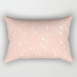 Paint Splash Rectangular Pillow